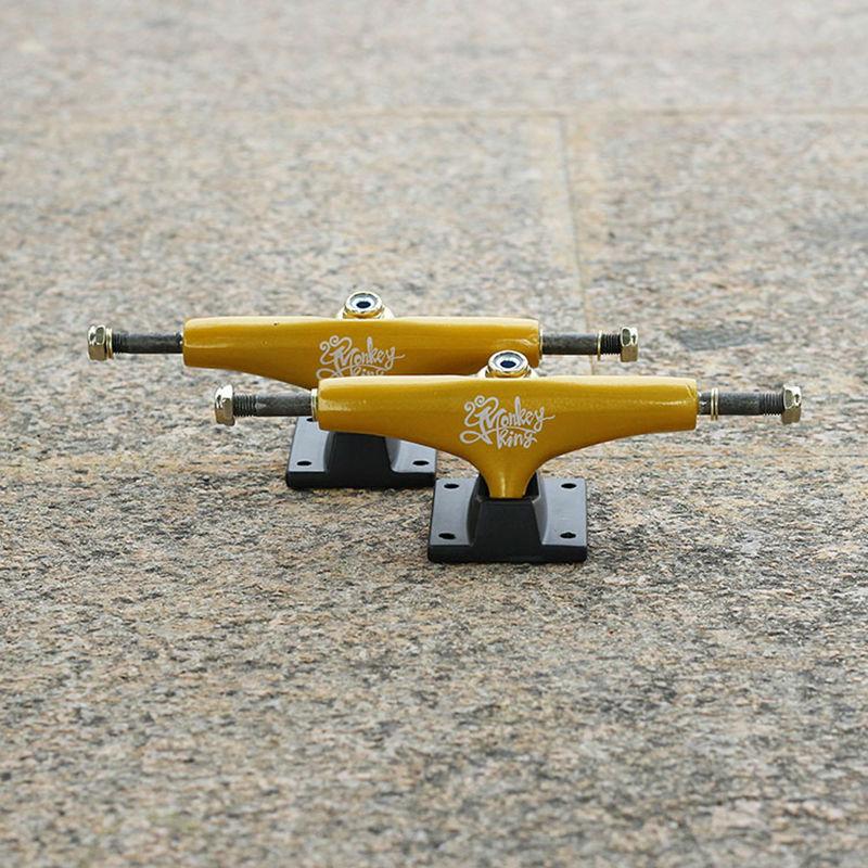 Livraison gratuite patins planche camion 5.0 bas camion alliage aluminium-magnésium