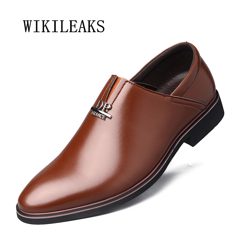 formal wedding shoes mens pointed toe dress shoes oxford shoes for men loafers zapatillas hombre casual tenis masculino adulto choudory mens designer shoes luxury brand elegant men formal shoes studded glitter loafers iron toe zapatos hombre pluse size46
