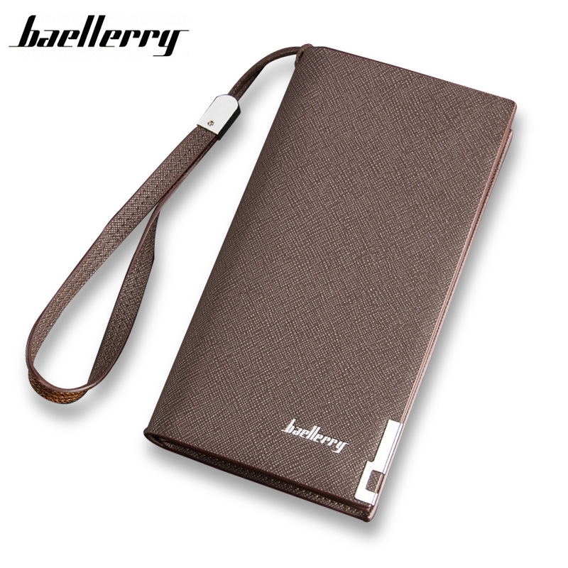 BAELLERRY 2018 New Men Wallets Casual Wallet Purse Clutch Bag Money Wallet Handbag Long Design Men Bag Gift For Men HQB1816 replikey suzuki grand vitara rk yh5007 7x17 5x114 3 d60 1 et40 dbf