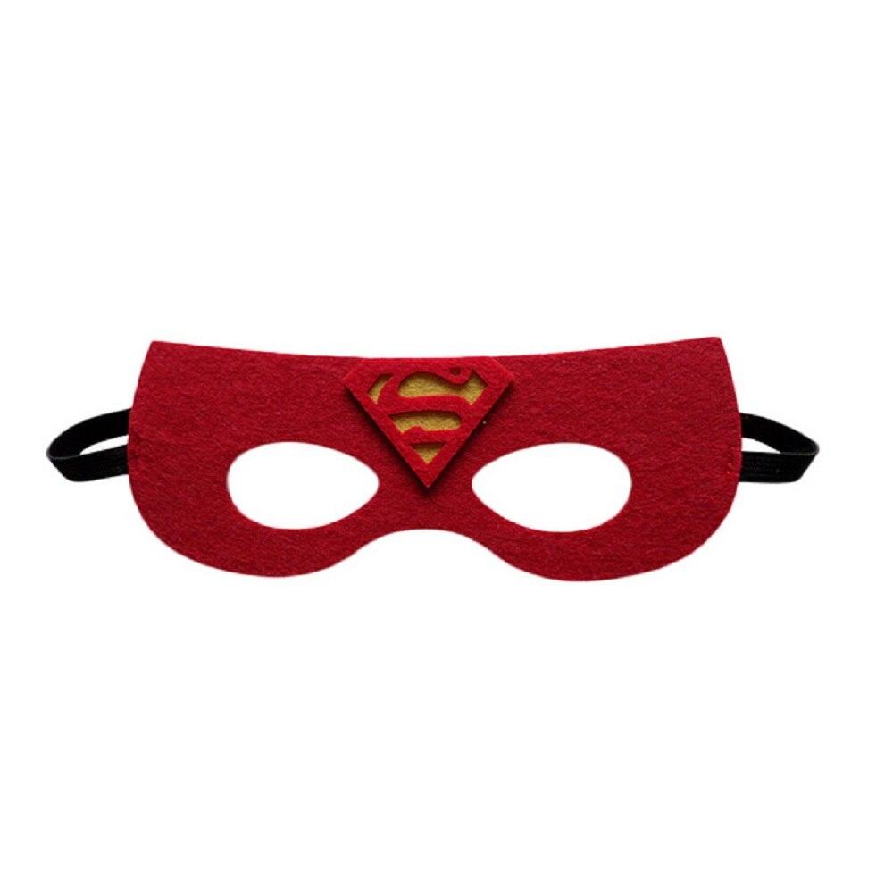 10pcs / lot Lapsed Täiskasvanud Cosplay Party Mask Avengers - Pühad ja peod - Foto 6
