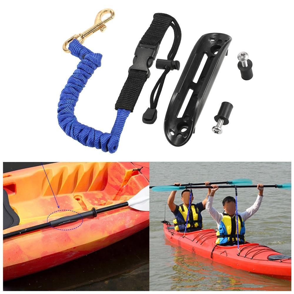 2X Kayak Marine Boat Paddle Zubehör Halter Clip Paddle Clip ST