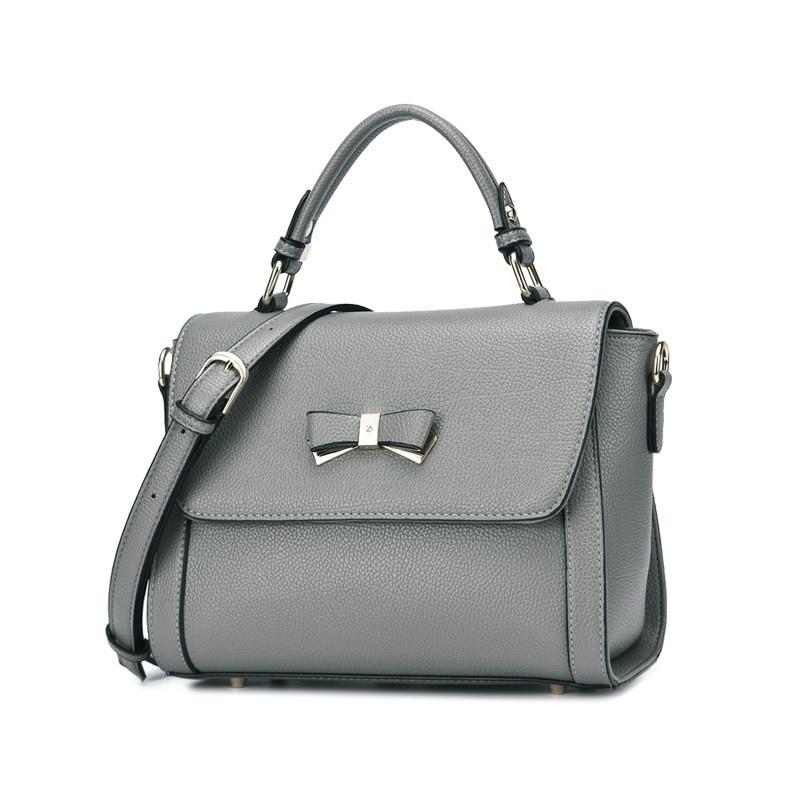 DOODOO Women Genuine Leather Handbags Tassel bags handbags women famous brands Crossbody Women Messenger Bags Famous