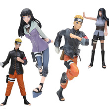2pcs/set 16-24cm Naruto Shippuden Collectible Figure