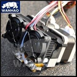 Wanhao D4 Série de peças de Reposição MK10 Dupla Extruders/Bicos para D4 D4X D4S FDM Impressoras 3D