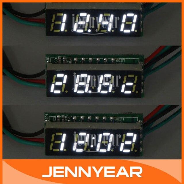 multi usage 0 28 white led display panel meter 3in1 multifunction rh aliexpress com