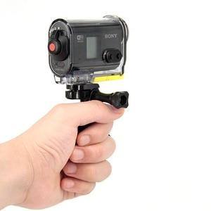 Image 3 - Self Ring Monopod Knuckles palce uchwyt z uchwytem do sony action cam AS100V AS200V AS30V X1000V AEE Surf akcesoria