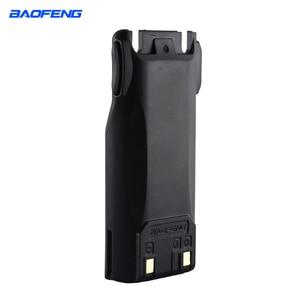 Image 3 - Original Baofeng BL 8 2800mAh 7.4V Li ion Battery for UV 82 UV 8D UV 89 UV 8 Two Way Radio Transceiver Battery High Capacity