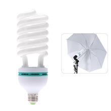 Photographic Lighting E27 110V 150W 5500K Photo Studio Bulb Video Light Photography Daylight Lamp