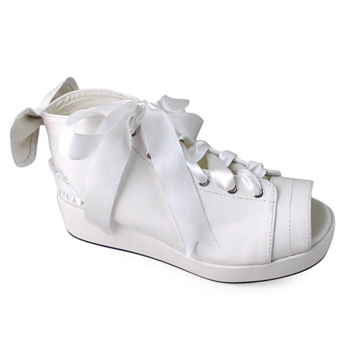 Princess sweet lolita gothic lolita punk shoes custom  lolita cos punk platform shoes 1281 bow аксессуары для косплея cosplay wig cosplay cos cos