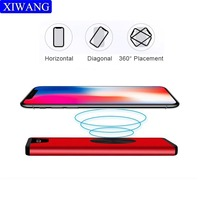 Powerbank Wireless fast Charger USB Power Bank part for iPhone X xs Samsung S9 Nokia 93 Portable 20000mAh External Battery honor