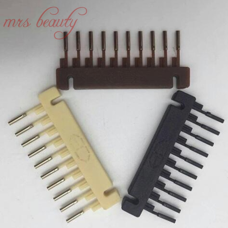 Professional 6D hair Tools 6D hair clips three color available 40pcs/lot 6D Hair Extensions Machine