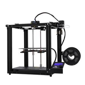 Image 4 - CREALITY Core XY 3d принтер Ender 5 V1.1.4 материнская плата полностью металлическая рамка Ender 5 3D принтер DIY с отключением питания печать