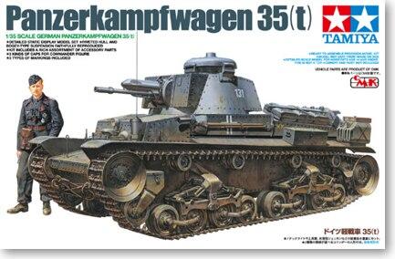 1/35 World War Ii German Panzer Kampfwagen 35 ( T ) 251121/35 World War Ii German Panzer Kampfwagen 35 ( T ) 25112