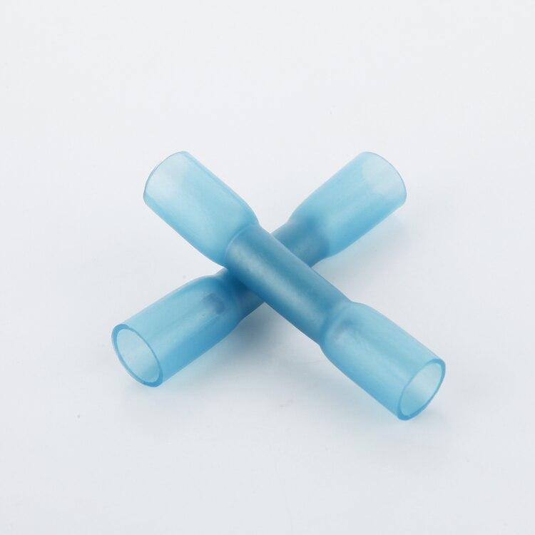 1000 piezas. 1,5 2,5 cuadrado azul BHT2 impermeable tubo conector de cable retráctil frío conector de terminal en la Junta columna-in Calendarios de Adviento from Hogar y Mascotas    1