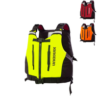 Polyester Adult Life Vest Jacket Swimming Boating Drifting Life Vest with Whistle S XXL Sizes Water Sports Safety Man Jacket