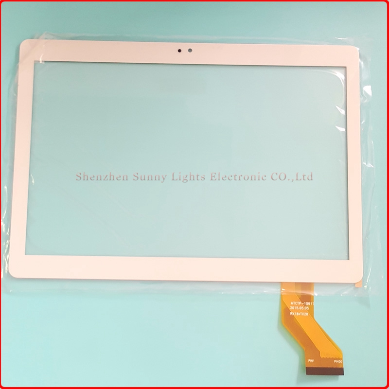 New For 10.1'' Inch MTCTP-10617 MGLCTP-10741-10617FPC MGLCTP-10927-10617FPC WY-CTP0001 Tablet Touch Screen Digitizer Sensor