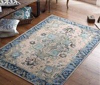 Hand Wash Thick Carpet For Living Room Carpet For Bedside Yoga Floor Mat Bedroom Rug For Wedding Decor Or Prayer