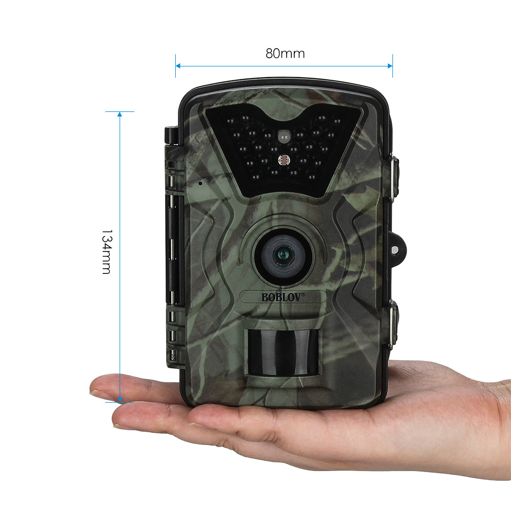 12MP Scouting Hunting Camera Night Vision IR Infrared Trail wild Cameras 2.4' LCD IR Game wireless hidden Camera For Hunter 12mp hd 1080p black ir game hunting scouting camera ip66 super long detection range up to 75ft 2 0 lcd ir game hunter cam