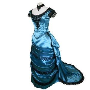 Мария Антуанетта Dress18th века платье Маскарад CostumeCarnival Венеции суеты платье