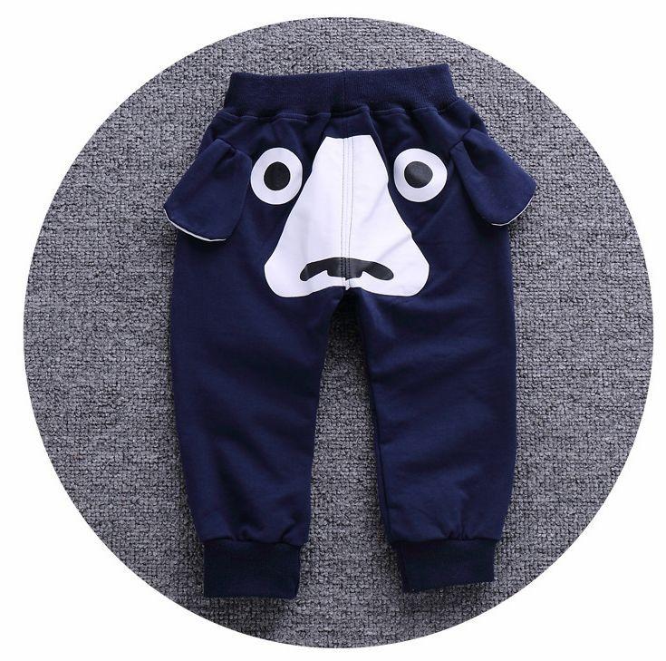 Star Knitting Baby Boy Pants