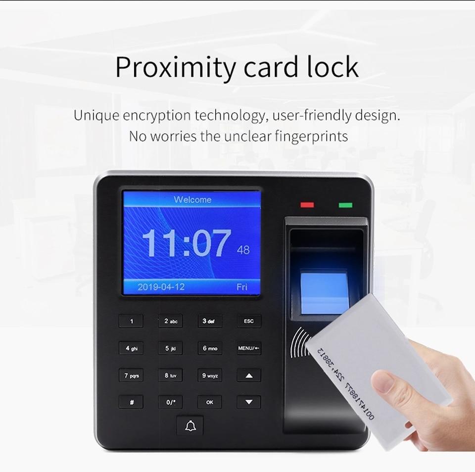 HTB1B9H9aNz1gK0jSZSgq6yvwpXaJ BX6 BX10 Biometric Fingerprint Access Control Intercom Machine Digital Electric RFID Code System For Door Lock Keys Tags