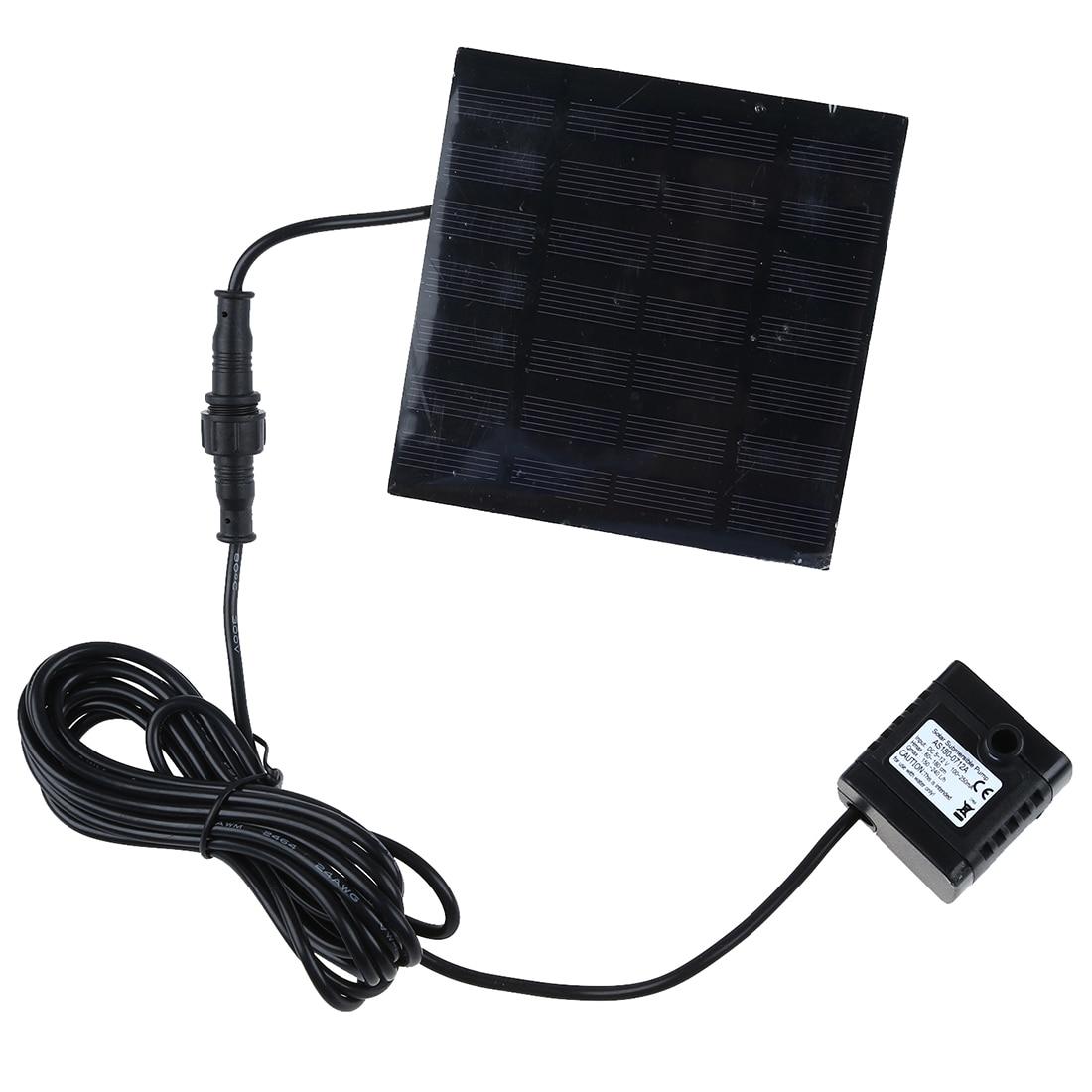 солнечные батареи фонтан