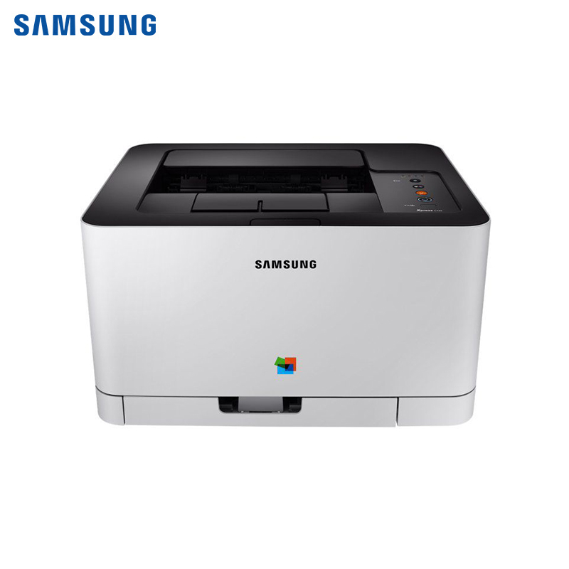Printer Samsung Color Laser SL-C430 thermal printer usb barcode label printer barcode printer bar code printer print speed 110mm s xp 450b 20mm 108mm1pc