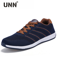 mens casual shoes men Trainers Breathable lace-up Light Soft male Flats footwear Fly Woven Zapatos Hombre large size 45-48