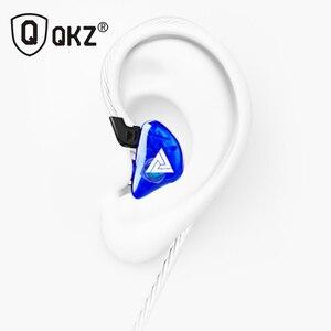 Image 2 - QKZ CK5 אוזניות ספורט אוזניות סטריאו עבור טלפון סלולרי נייד ריצה אוזניות dj עם HD מיקרופון fone דה ouvido auriculares audifonos