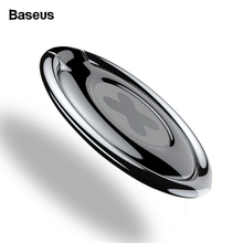 Baseus 360 Degree Metal Finger Ring Holder For iPhone X 8 Samsung S9 T
