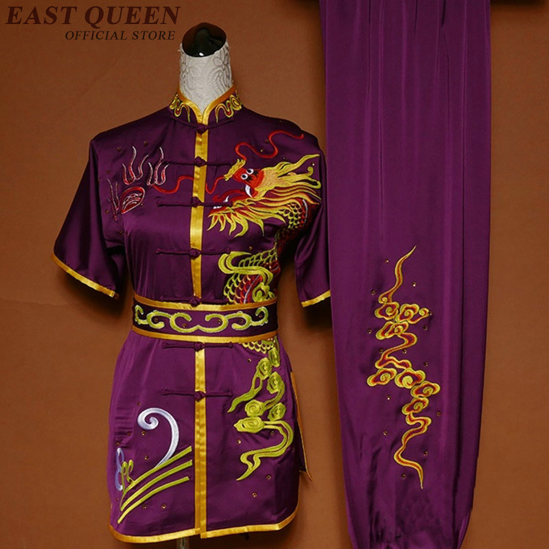 Super Sale] Chinese Wushu uniform Kungfu clothes Martial