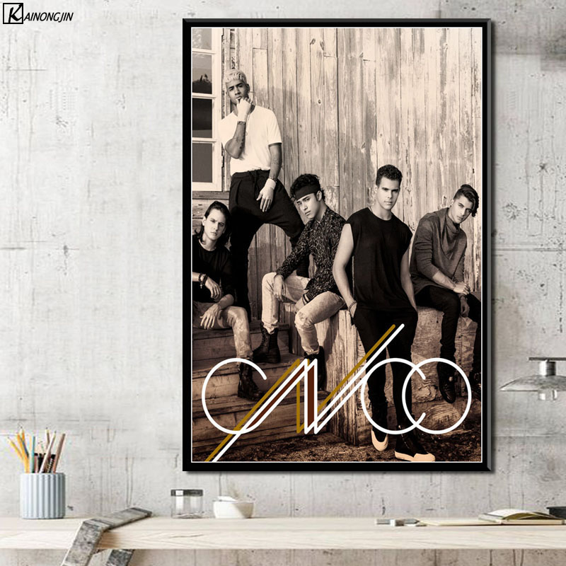 Christopher Vélez CNCO Art Personalized Print Custom Poster Wall Decor