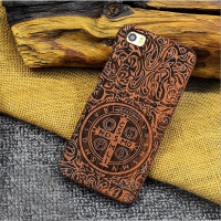 Xiaomi Mi5 Case Hard Full Protective Wood Wooden Carved Back Cover Mi 5 Cases For Xiaomi