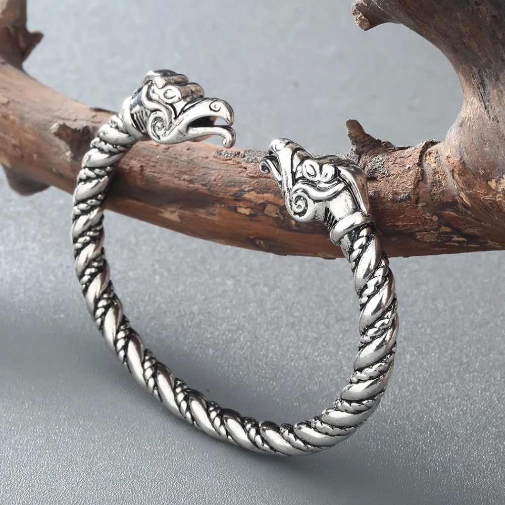 CHENGXUN Dragon Viking Bracelet & Bangle for Male India Jewelry Fashion Accessories Wristband Cuff Gift