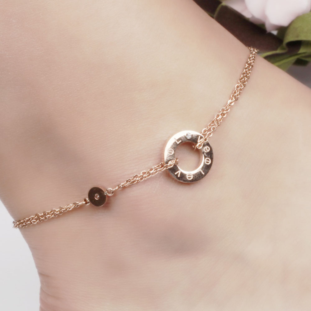 Fashion Jewelry modern Anklets Women for ladies Girl Ankle Chain