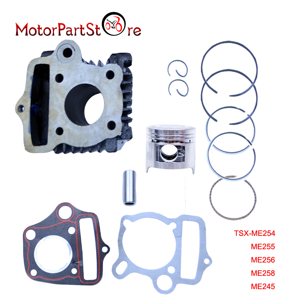 Cylinder Kit W Piston Rings For Honda 50cc Crf50 Xr50 Z50 Z50r Dirt 1970 Bike In Engines From Automobiles Motorcycles On Alibaba Group