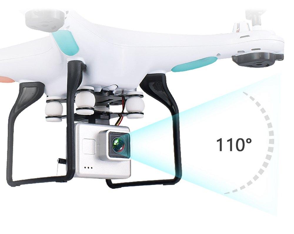 Sg600 Rc Drone With Camera Wifi Fpv Quadcopter Auto Return Altitude Jjrc H12w Dengan Kamera 2mp 720p Red Xlmodel Photo 0000