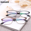TR90 Spectacles Frame for Women Branding Female Degree Glasses Women's Reading Glasses Frame Glasses with Transparent Glasses
