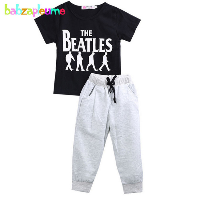 86a746f72 2Piece 0 5Years Spring Summer Kids Clothes Suits For Baby Boys ...