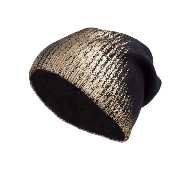 6f980d502d9 Pilipala Unisex Winter knitted Hat Womem s Cashmere Knit Beanie Cap Braided Hat  skull hats Fashion Leisure Casual Hat 17607