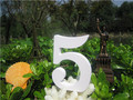 Photo wall Artificial  Wood Letters 12cm Birthday Home wedding decoration artificial Wooden Number letter used for name or logo