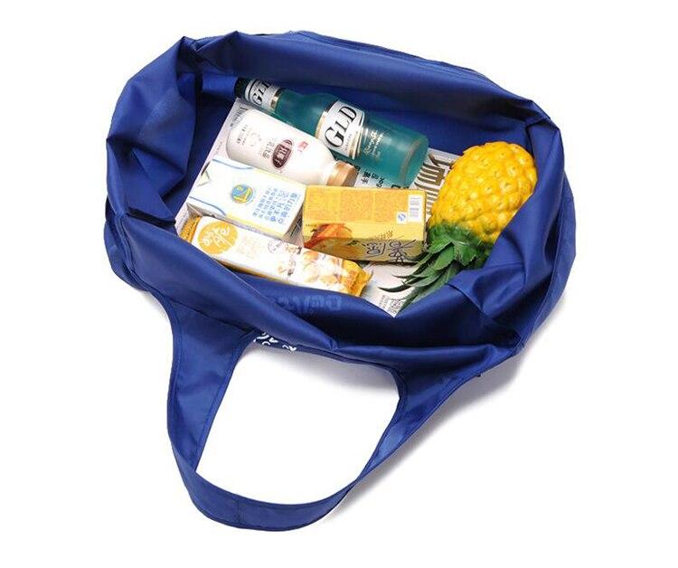 Kohandatud kott Reklaamkottide stiilis Toidukaupade - Käekotid - Foto 4