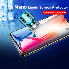 4mL NANO Liquid Glass Screen Protector Oleophobic Coating Film Universal For iPhone X XS 6 7 8 Huawei Xiaomi Mate 20 Pro Lite(China)