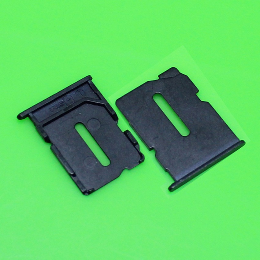 100% New Black SIM Card Holder Tray Slot socket Replacement Parts for Oneplus One 1+ One+ A0001