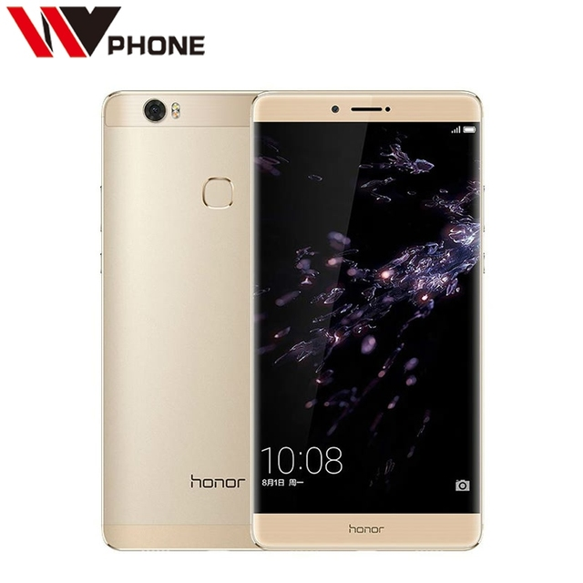 "Original Huawei Honor Note 8 4G LTE Mobile Phone Kirin 955 Octa Core 6.6"" 2K 2560X1440 4G RAM 128G ROM 13.0MP+8.0MP Smartphone"