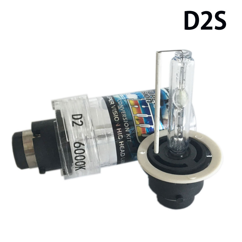 2 pcs AC 12V 55W D2S Xenon bulb 4300K 5000K 6000K 8000K xenon d2s d2c hid xenon replacement bulb for Car Headlight2 pcs AC 12V 55W D2S Xenon bulb 4300K 5000K 6000K 8000K xenon d2s d2c hid xenon replacement bulb for Car Headlight