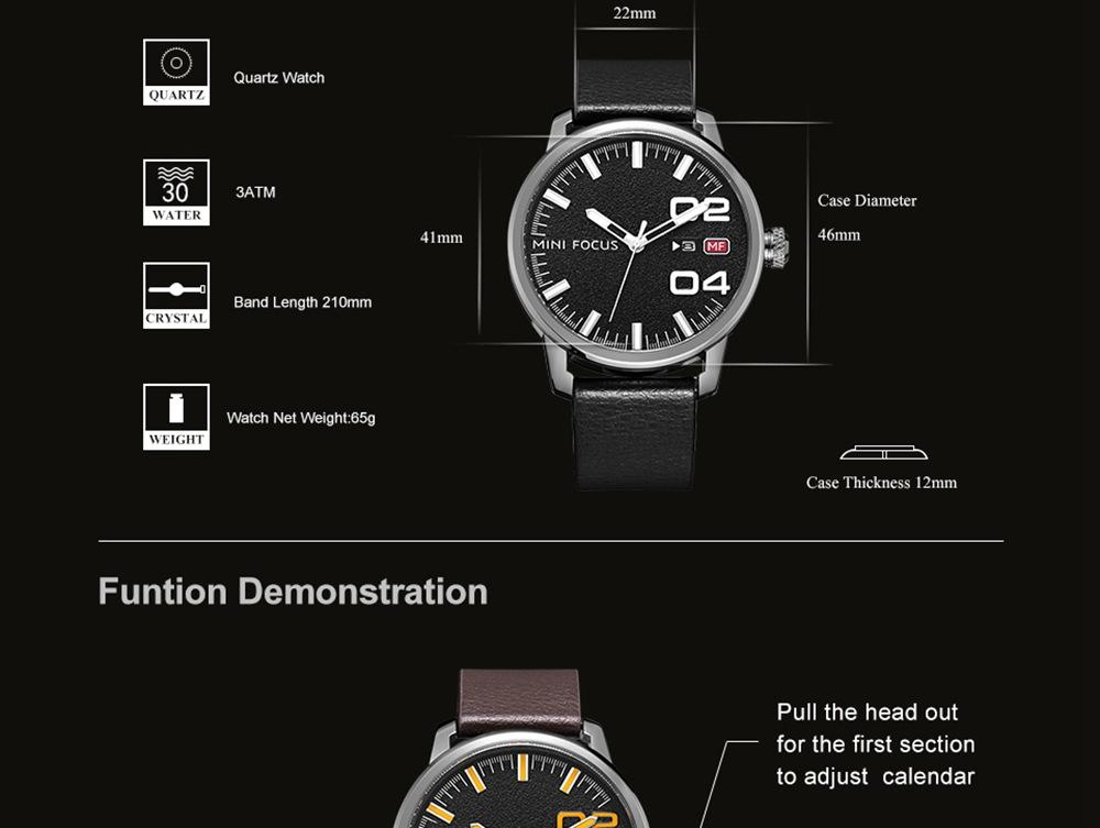 el pulsera MINI reloj 3