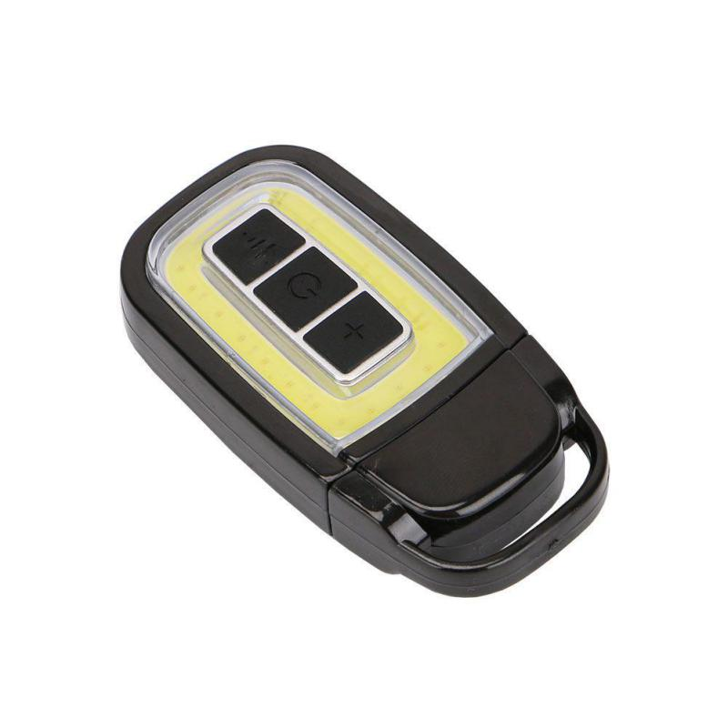 Portable COB LED Flashlight USB Rechargeable long-lasting High-tech mini LED light