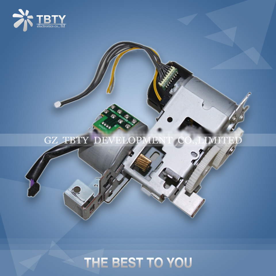 100% Original Ptinter Motor Unit For HP 2550 2820 2830 2840 Fusing Motor Assembly On Sale rm1 2337 rm1 1289 fusing heating assembly use for hp 1160 1320 1320n 3390 3392 hp1160 hp1320 hp3390 fuser assembly unit