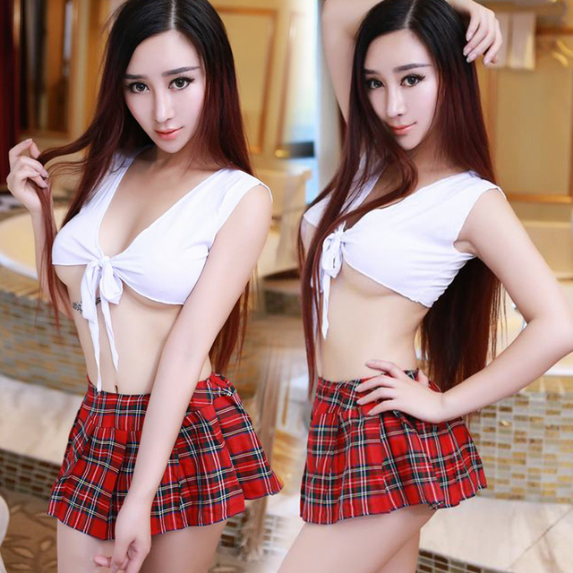 Free Shipping Japan And South Korea Sexy Lingerie Uniform Temptation Suit Uniforms School Uniforms Sailor Teen Girl Role Playing